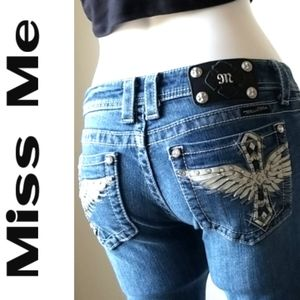Miss Me Jeans Boot Cut JP5117B6 - Size 27